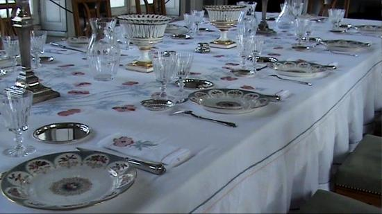 Art De La Table Royal Photo De Ch Teau De Bizy Vernon Tripadvisor