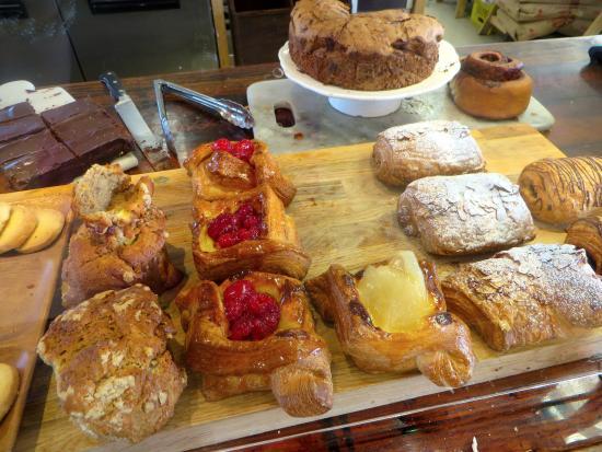 Pemberton, Canadá: Pastry case