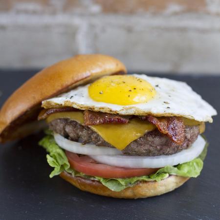 Rojo Loco: Breaky Burger