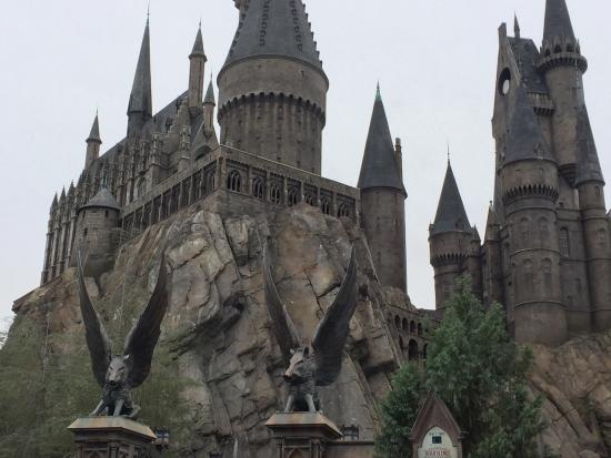 Harry Potter Real Life Hogwarts School Of Witchcraft And