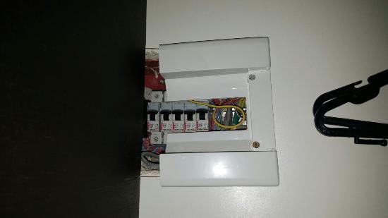 fuse box inside the dressing fuse box inside the dressing and \