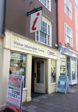 Oxford Visitor Information Centre