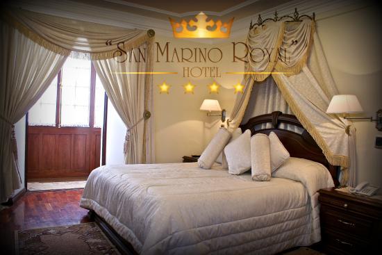 San Marino Royal Hotel: Suite Junior
