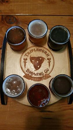 Triplehorn Brewing