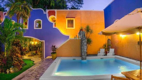 Hotel Casa de las Flores Playa del Carmen