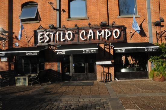 Restaurant Estilo Campo