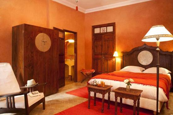Riad Dar Zahia: Saida Suite