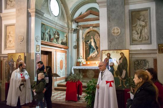 Oratorio di Santa Margherita di Antiochia