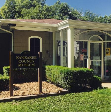 Visit the Kankakee County Museum!