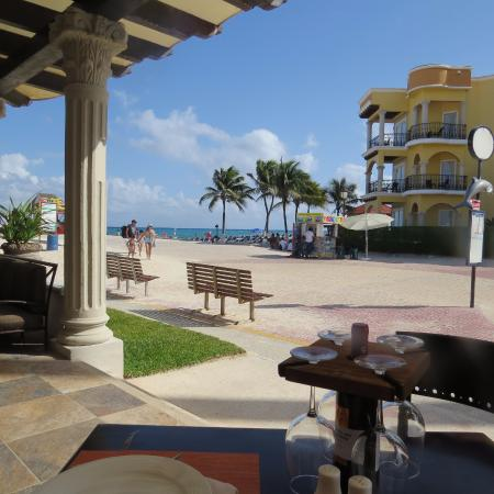 view from rincon mexicano picture of hilton playa del carmen an rh tripadvisor com