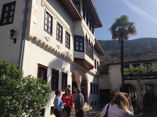 Bosnian National Monument Muslibegovic House Hotel ภาพถ่าย