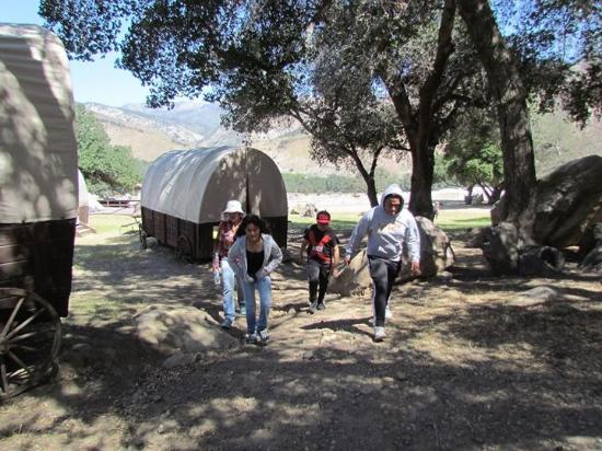 Rancho Oso RV & Camping Resort: Lots of places to explore