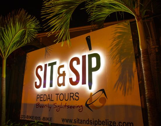 ‪Sit & Sip Pedal Tours‬