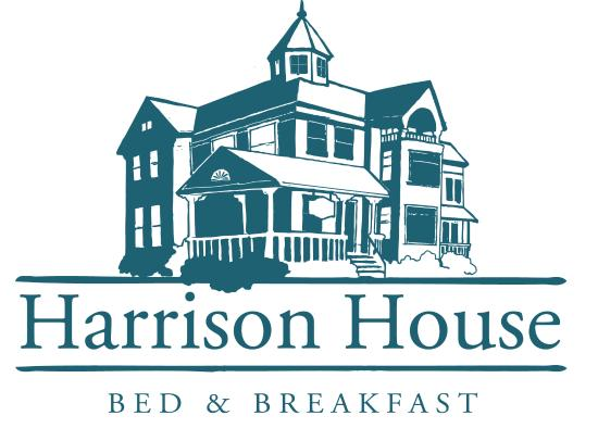 Harrison House Bed & Breakfast: Our logo