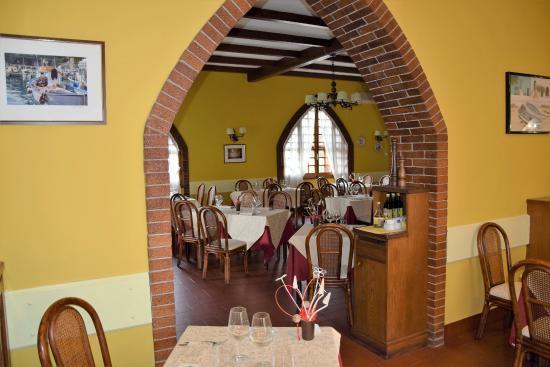 Arco sala interna picture of ristorante 123 le vedute fucecchio tripadvisor - Cucine con arco ...