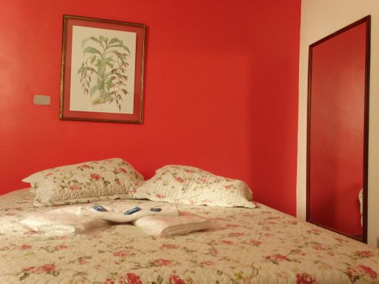 Art Hostel Rio: quarto duplo com AC