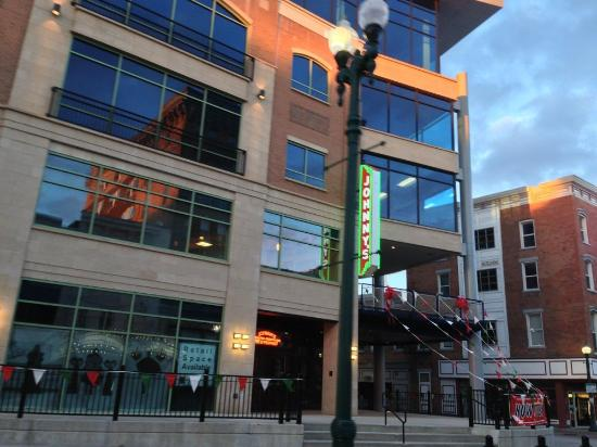 Johnny's: View from the Street