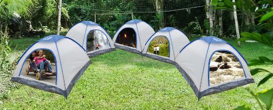 Ecovita Organic Boutique Lodge & Farm: Camping