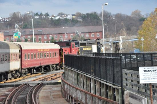 Western Maryland Scenic Railroad: back to where we started