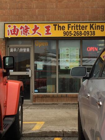 The Fritter King