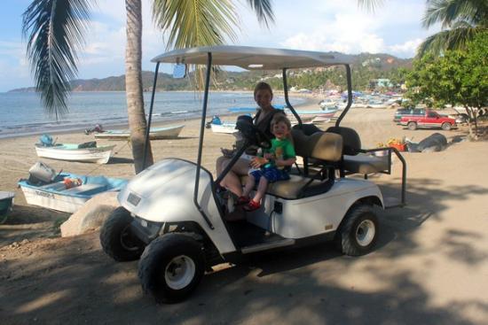 San Pancho Golf Cart Rental