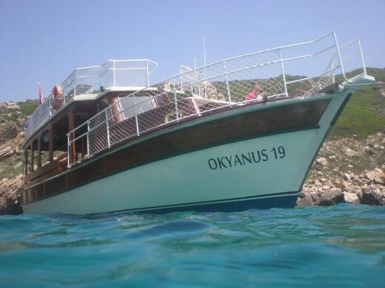 Okyanus Tekne Turu