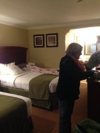 Ben Lomond, Califórnia: Nice and comfortable beds