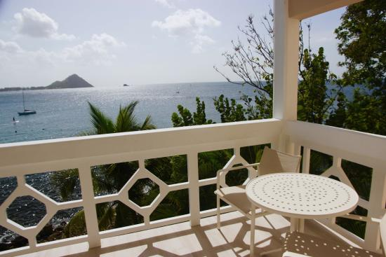 Cap Estate, Sta. Lucía: Grand Luxury Ocean Front Room