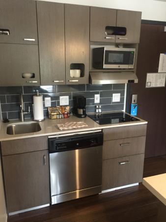 Good Hyatt House Dallas / Frisco: Kitchenette