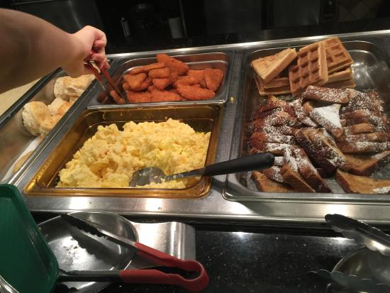 breakfast picture of embassy suites by hilton fort myers estero rh tripadvisor com