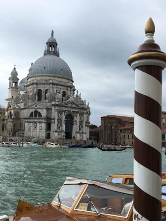The Westin Europa & Regina, Venice: View from the hotel bar