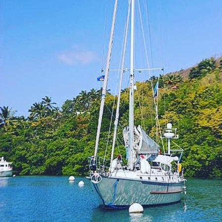 Cap Estate, Saint Lucia: scuba trip from the resort