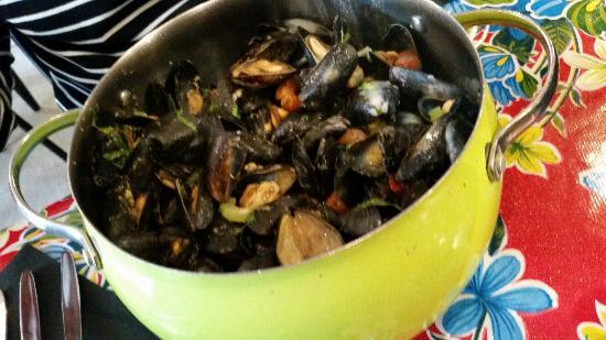 Le Bistrot de la Baie: Moules du Chef