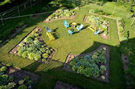 Annapolis Royal, Kanada: Gardens