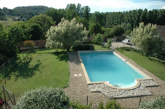 Le Buisson-de-Cadouin, ฝรั่งเศส: La piscine