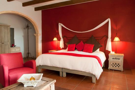 Coqueta Hotel Boutique: MasterSuite