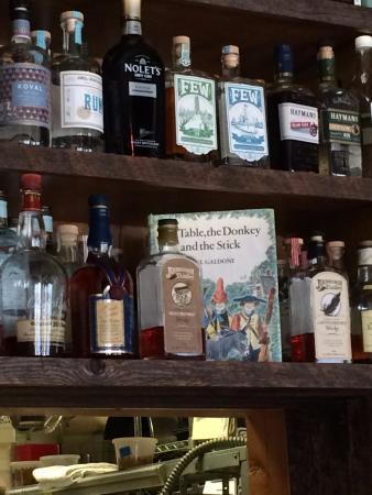 Table donkey and stick chicago northwest side menu for Table 52 chicago tripadvisor