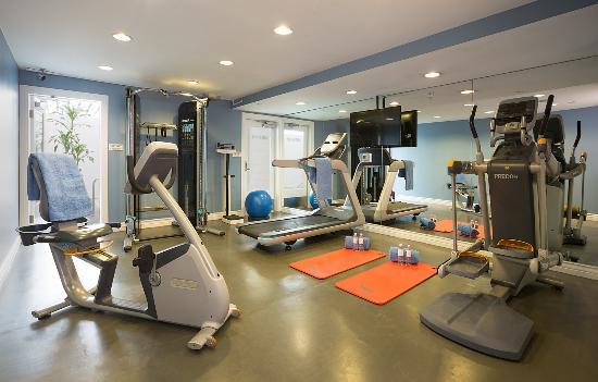 Beach House Hotel Hermosa Fitness Center