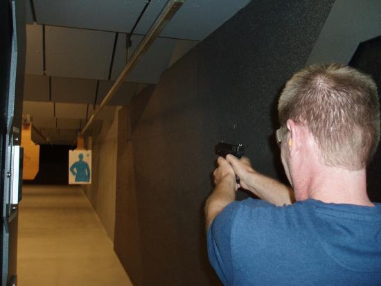 Nexus Shooting Range Foto