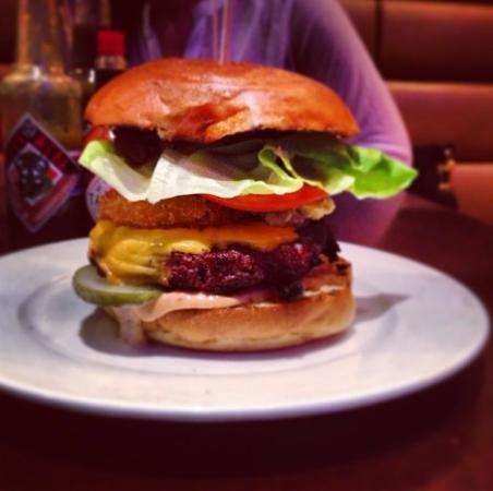 Gourmet Burger Kitchen Manchester Leftbank