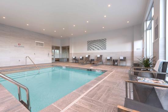 Ac Hotel Boston North Heated Indoor Salt Water Pool