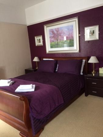 Pinelodge: Standard double en-suite room
