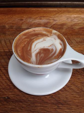 Cafe Intelligentsia : Soy mocha to die for!
