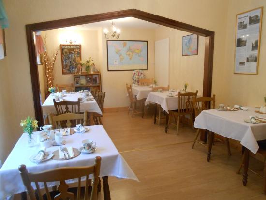 Callan, Ιρλανδία: Breakfast Room