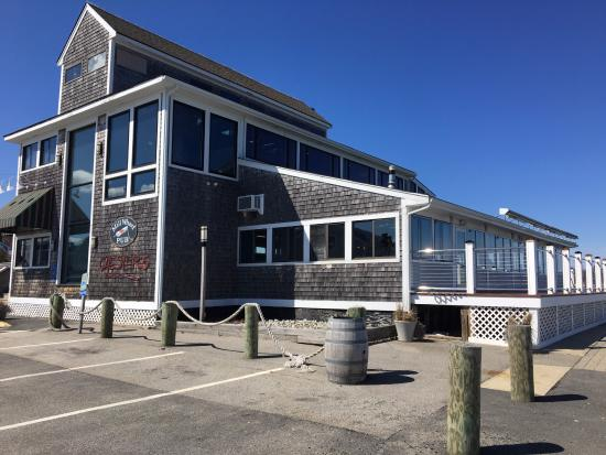 Scituate, MA: Side view of the outside