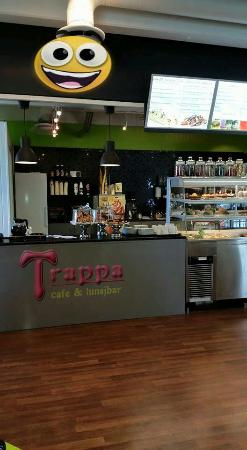 Trappa Cafe og Lunsjbar