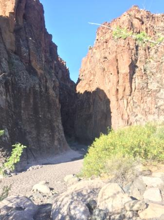 Closed Canyon