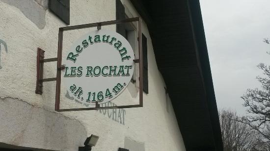 Les Rochats
