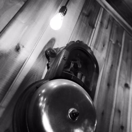 Engine House Deli + Pub: Engine House Bell