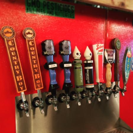 Engine House Deli + Pub: Local and Regional Craft Beers on Tap!